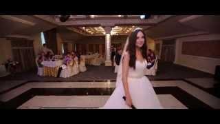 Подарок жениху от невесты.Георгий и Екатерина.Свадьба 2015.