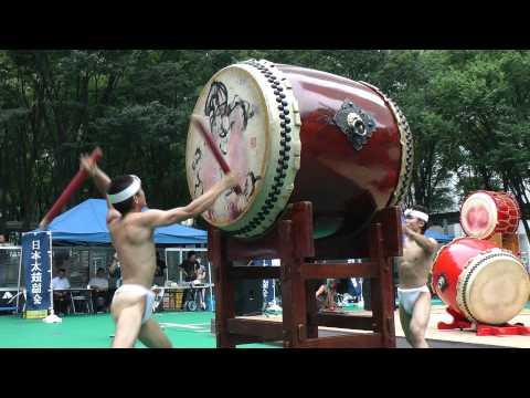 鬼太鼓座 - 大太鼓  ONDEKOZA - OODAIKO  2011/07/18_3.mpg