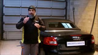 Cabriolet // L'expert du cabriolet // Qui connait mieux son cabriolet ? Le concessionnaire ou moi?