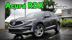 2019 Acura RDX: FULL REVIEW | Advance, A-Spec, Technology & Base