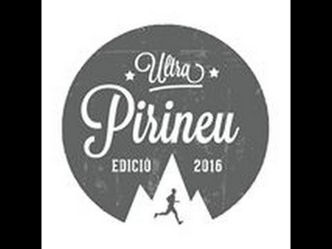 Ultra Pirineu 2016   110 km  6800 m +D