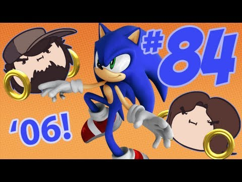 Sonic '06: The Ball Puzzle - PART 84 - Game Grumps
