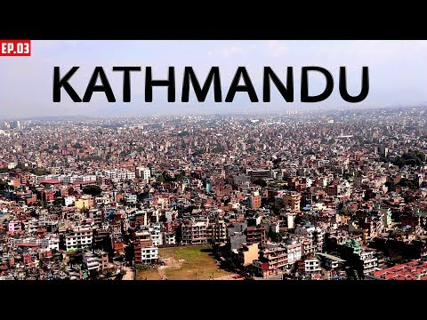 Nepal Ride | Kathmandu City Tour | Garden of Dreams | Thamel Market | Ep.03