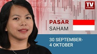 InstaForex tv news: Pasar Saham: Update mingguan (September 30 — Oktober 4)