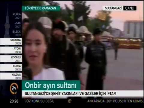 24 TV- Sultangazi'de Ramazan