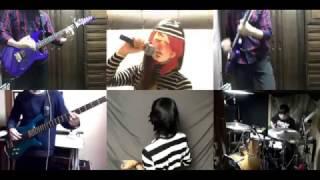 [HD]Nanbaka OP [Rin! Rin! Hi! Hi!] Band cover