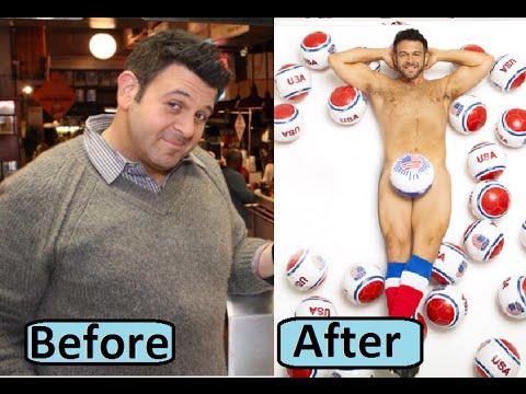 Adam Richman - Vegan Weight Loss Transformation Man Vs Food