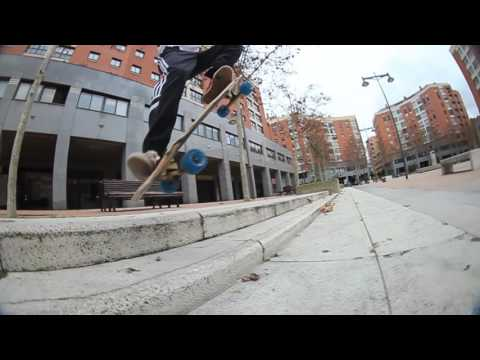 "Nacho ""Bubu"" winter sessions II Bustin Shrike"