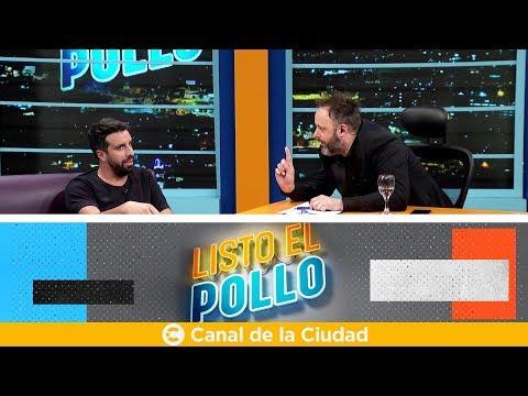 Picante Mano A Mano Con Flavio Azzaro En Listo El Pollo