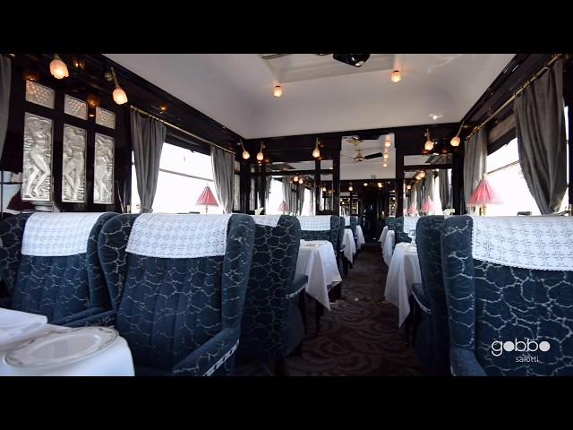 Gobbo Salotti - Un sogno chiamato Orient Express
