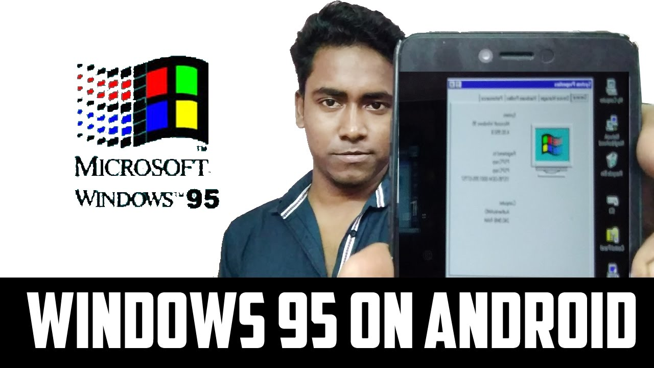 How To Run Windows 95 On Android