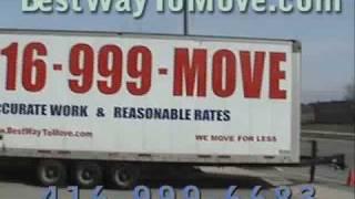 Toronto Movers,Moving company call (416)9996683