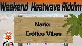 Narie - Erótico Vibes [Audio Visualizer]
