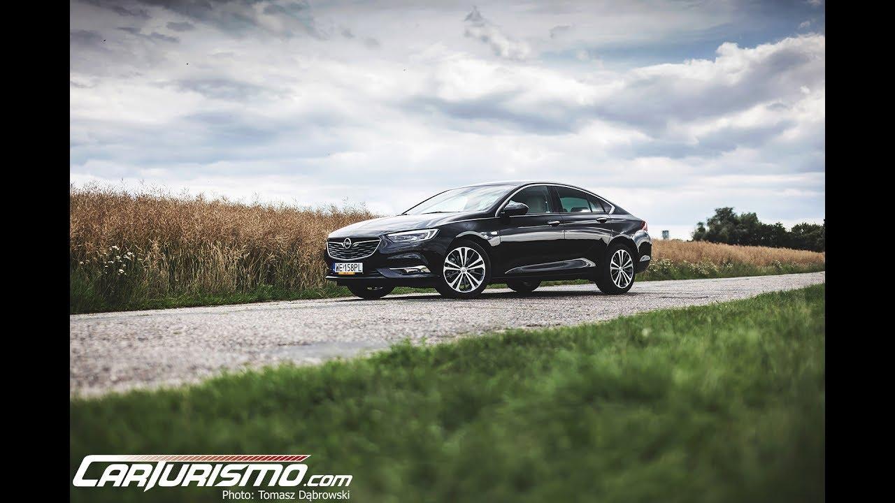 Opel Insignia Grand Sport Elite 2.0 CDTi 170 TEST PL Pertyn ględzi