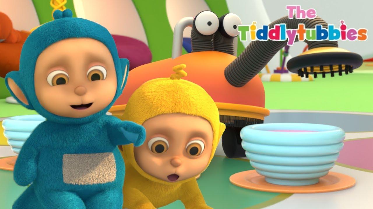 Tiddlytubbies NEW Season 4 ★ Episode 12: Tiddlytubbies Picnic Party ★ Tiddlytubbies 3D Full Episodes