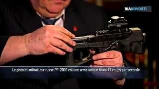 Des armes à feu ultra sophistiquées testées en Russie thumbnail