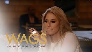 WAGS | Olivia Pierson Calls Barbie Blank's Fiance a Cheater | E!