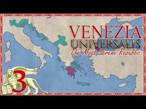 Let's Play Europa Universalis 4 [E03] Venetian North Africa