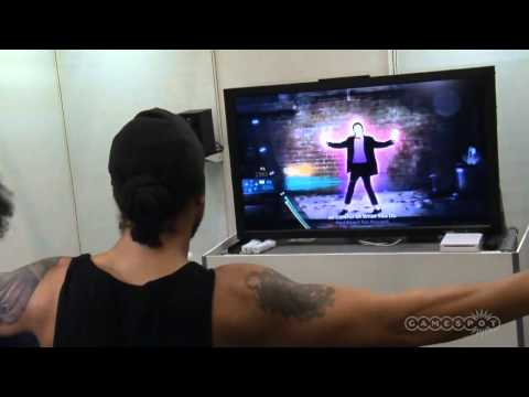 Michael Jackson the Experience Gamescom 2010 Interview: Felicia Williams