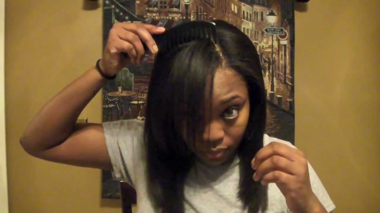 3 Hair Extensions Tutorial Clip Ins Aurora Black Series