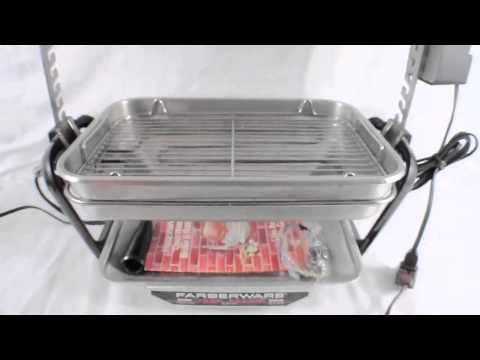 Farberware Open Hearth Rotisserie Grill
