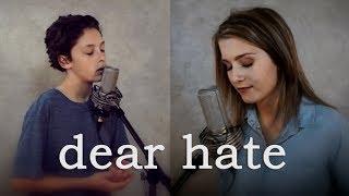 Dear Hate - Maren Morris & Vince Gill - Jordyn Pollard & Jonah Langlois cover