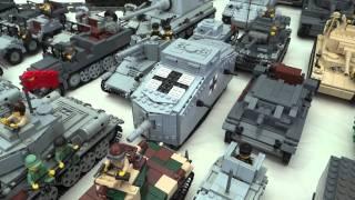My full lego army...