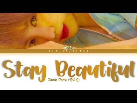 Jimin Park (박지민) – Stay Beautiful Lyrics (Color Coded Han/Rom/Eng)