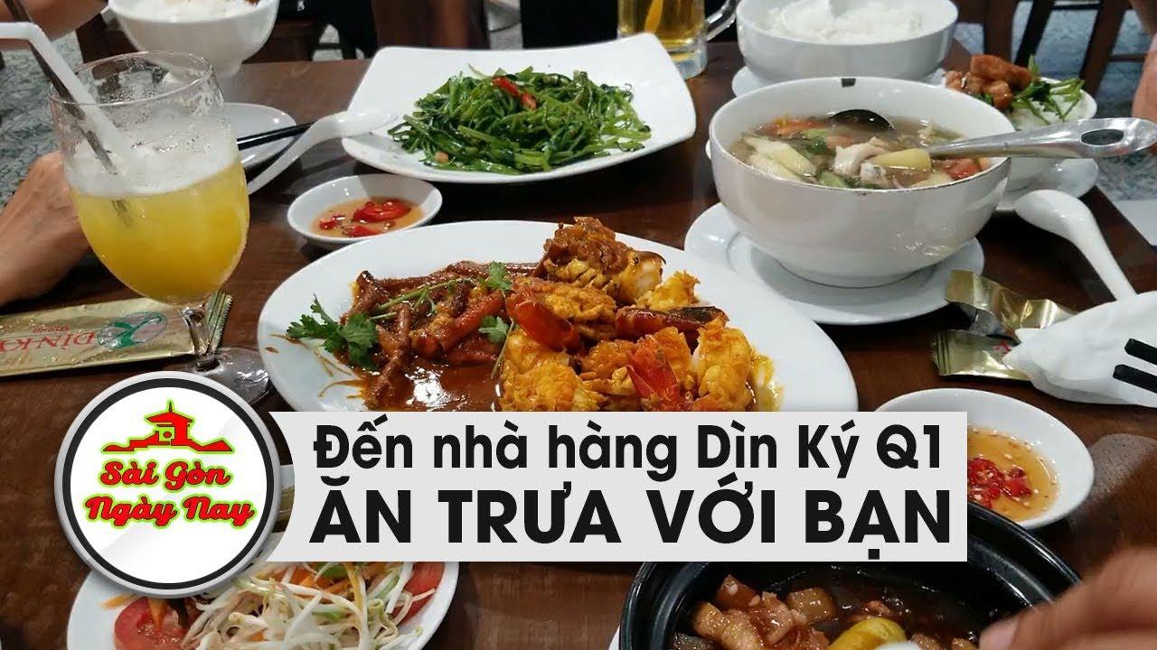 Đi ăn nhà hàng Dìn Ký Nguyễn Trãi cùng Fan người Bỉ gốc Việt
