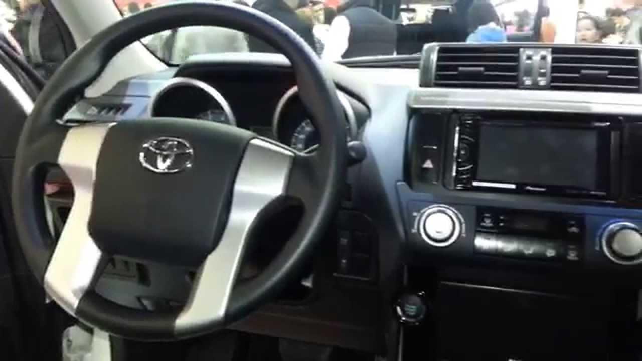 Toyota Prado Tx 2015 Video Interior Colombia - YouTube