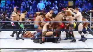 WWE Royal Rumble 2012 Daniel Bryan Vs Big Show Vs Mark Henry Promo (HD).