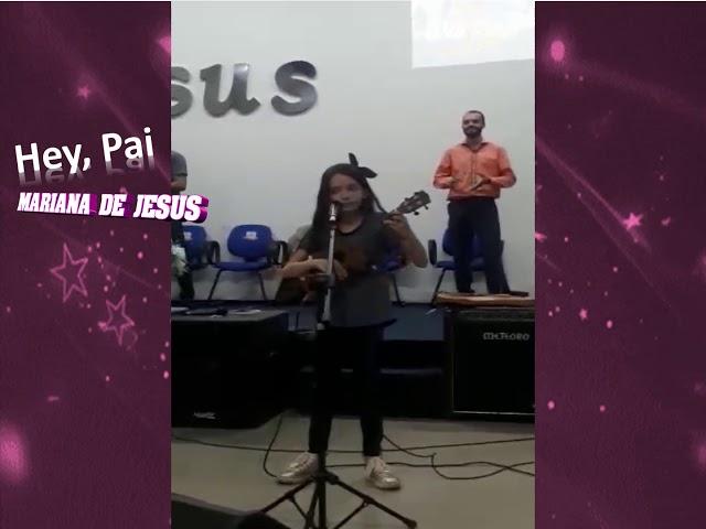 Cantora Mirin MARIANA DE jESUS