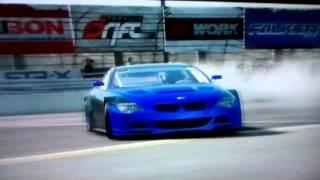 """Pale Fire"" BMW M6 drift"