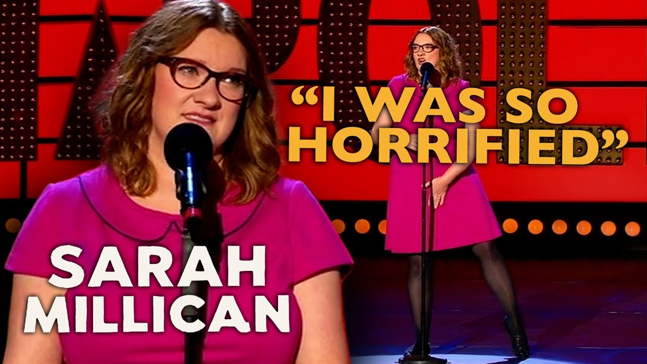 The Downside of Getting Older   Sarah Millican