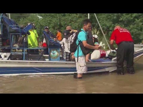 The NOW 8/25: LA flooding & flood prediction