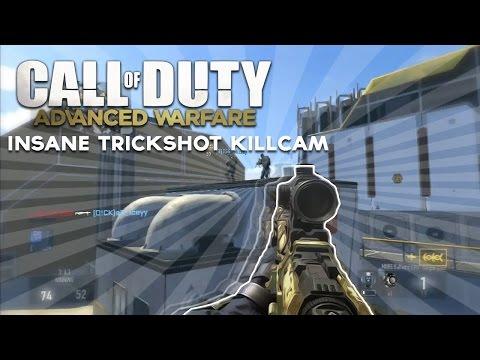 Call Of Duty Advanced Warfare: 360 Y Y Trickshot!
