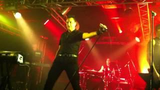 """Die Krupps """"Ein Blick zurück im Zorn"""" 2.03.14. Saint-Petersburg.Russia. video - Kornyshev Alexey"""