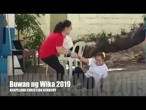 Buwan ng Wika 2019 @Agapeland Christian Academy