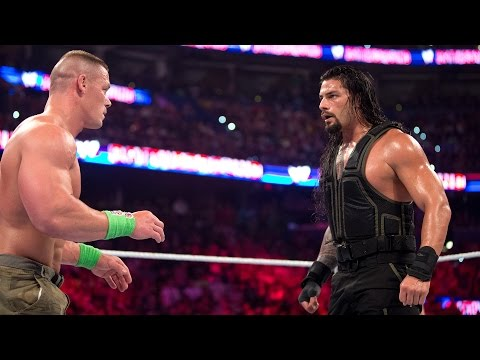 John Cena and Roman Reigns' interaction hypes fans for dream match