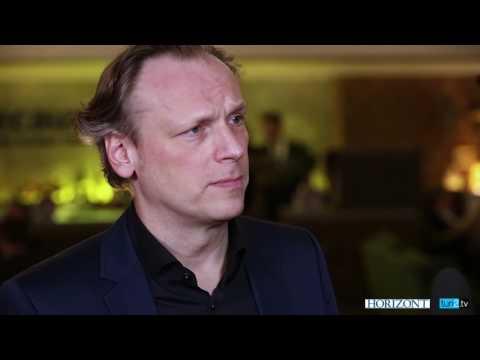 Hans-Christian Schwingen, Chief Brand Officer der Deutschen Telekom, im Video-Interview