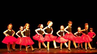 Izabella (Belle) HEY MICKEY recital performance for TAP KIDS