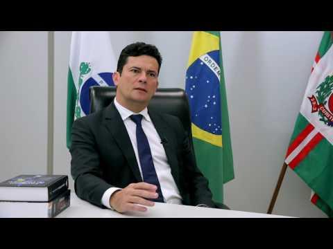 Entrevista Sergio Moro pa ra Brasil Risk Summit Thomson Reuters - Parte 1 de 5