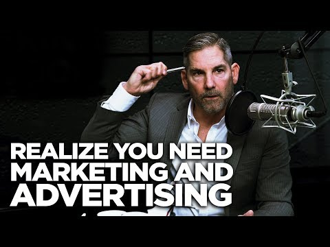 Realize You Need Marketing and Advertising