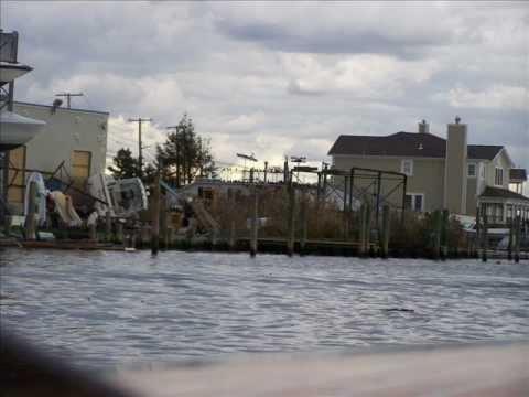 Hurricane Sandy Aftermath - Seaford, Long Island, NY