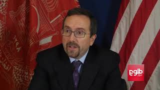 New US Envoy Calls For Parties To End Balkh Dispute