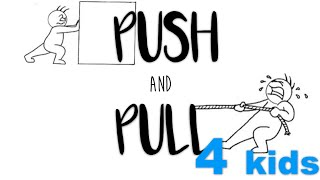 Push and Pull Forces for Stage One