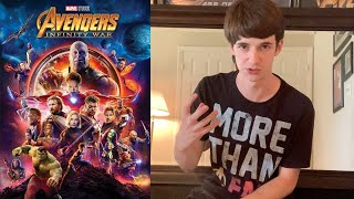 Guy Quotes the Entire Movie Avengers: Infinity War from MEMORY!!!