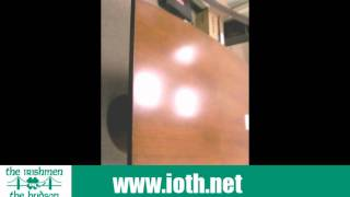 Indiana Furniture Conference Table Install in Yonkers, NY