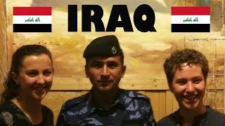 British Tourist in IRAQ - Baghdad, Al Najaf رحلتي إلى العراق كبريطاني