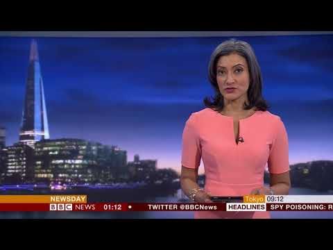 Sharanjit Leyl BBC World Newsday March 27th 2018